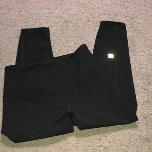 Women's VSX leggings never worn